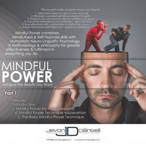 Mindful Power 6-part audio programme