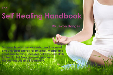 The Self Healing Handbook by Jevon Dangeli